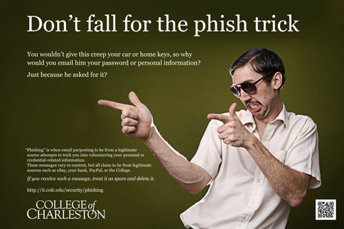 Don't Fall for the Phish Trick